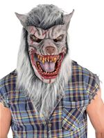 Adult Latex Werewolf Mask
