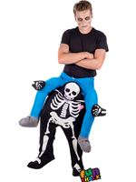 Adult Lift Me Up Skeleton Costume
