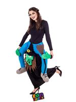 Adult Lift Me Up Witch Costume