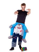 Adult Lift Me Up Zombie Costume