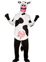 Adult Lightweight Cow Costume