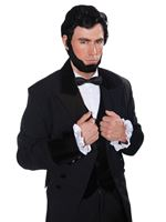 Adult Lincoln Wig & Beard [BW914]