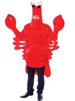 Adult Lobster Costume