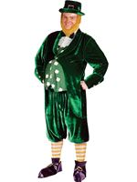 Adult Lucky Leprechaun Costume