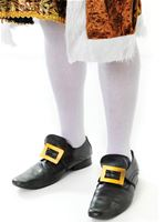 Adult Male White Knee Socks [BA019]