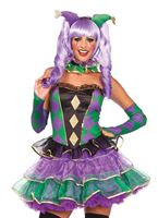 Adult Mardi Gras Sweetie Costume [85464]