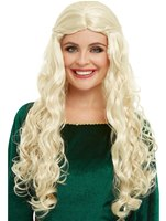 Adult Medieval Dragon Goddess Wig