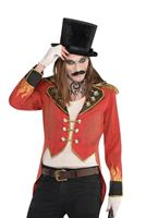 Adult Mens Ringmaster Tailcoat