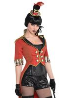 Adult Ladies Ringmaster Tailcoat [845805-55]