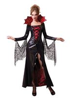 Adult Midnight Vampiress Costume [AC651]