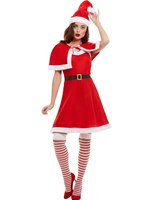 Adult Miss Santa Costume [44834]