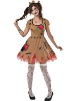 Adult Miss Voodoo Costume