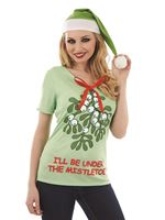 Adult Mistletoe T-Shirt