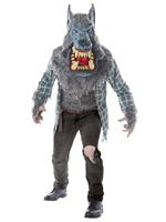 Adult Monster Wolf Costume