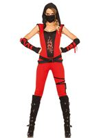 Adult Ninja Assassin Costume [85384]