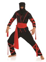 Adult Ninja Costume [FS4196]