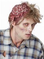 Adult No Brainer Zombie Wig [60238]