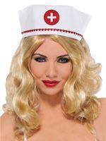 Adult Nurse Hat [392110-55]