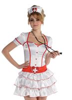 Adult Nurse IV Costume [844626-55]