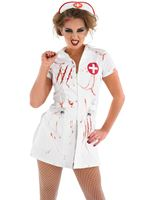 Adult Nurse Nightmare Costume [FS3779]