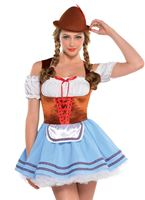 Adult Oktoberfest Girl Costume