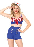 Adult On Deck Darling Costume