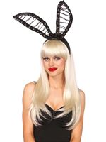 Adult Oversized Bendable Bunny Ears [A2751]