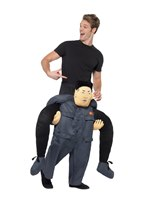 Adult Piggy Back Dictator Costume