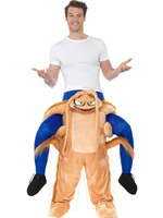 Adult Piggy Back Cockroach Costume