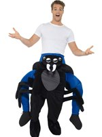 Adult Piggy Back Spider Costume