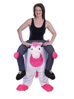 Adult Piggyback Unicorn Costume