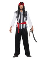 Adult Pirate Costume [47205]