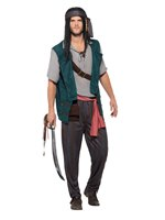 Adult Pirate Deckhand Costume