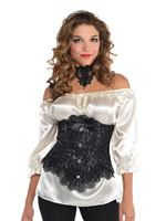 Adult Pirate Lace Waist Clincher