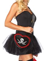 Adult Pirate Shoulder Purse