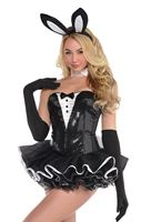 Adult Playful Bunny Costume