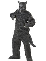 Adult Plus Size Big Bad Wolf Costume [01011PLUS]