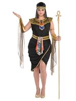 Adult Plus Size Egyptian Queen Costume