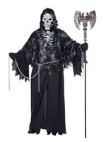 Adult  Plus Size Evil Unchained Costume