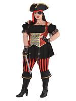 Adult Plus Size Lassie Lady Costume
