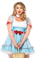 Adult Plus Size Oz Beauty Costume