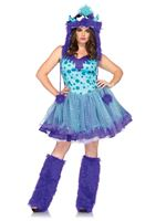 Adult Plus Size Polka Dotty Monster Costume [83959X]