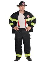 Adult Plus Size Rescue Me Costume