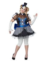 Adult Plus Size Twisted Baby Doll Costume [01694]