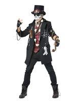 Adult Plus Size Voodoo Dude Costume [8120-129]