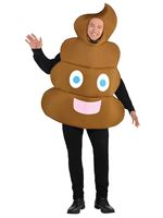 Adult Pooper Costume