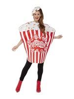 Adult Popcorn Costume [55010]