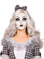 Adult Porcelain Doll Mask [A2757]