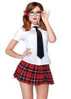 Adult Private School Sweetie Costume