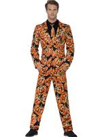 Adult Pumpkin Stand Out Suit